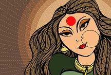 Goddess within you by prartinc