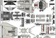 papercraft star wars