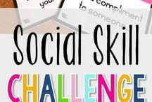 Sosiale ferdigheter -tips