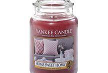 Yankee Candle Niet-favoriete geuren