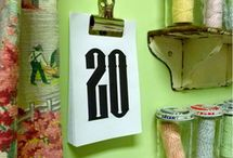 Crafty | Calendar / Do you know what day it is? / by Tammy @ Not Just Paper and Glue