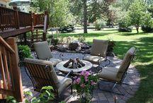 Yard Inspiration / Transforming my yard and ideas to accomplish it.