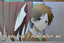 """一週間フレンズ。-Isshuukan Friends-Once week Friends / One Week Friends 一週間フレンズ。 Isshūkan furenzu.(letteralmente. """"Amici per una settimana"""") è un manga scritto e disegnato da Matcha Hazuki. Pubblicato dalla Panini Comics per Planet Manga.  È stato prodotto anche l'anime."""