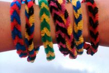 Pipe cleaner Jewelry