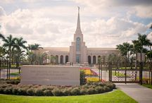 LDS Temples / Photos of temples I have visited