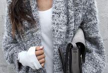 Cardigan, sweater, poncho...