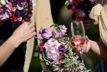 Hen dos/bridesmaid dresses / by Izzie Waterman