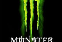 Monster Energy Limited Ed Wheels
