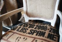Burlap Room Ideas with Owl Accents / Home decor for a burlap styled room.  / by Dora Wallace