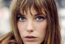 La Femme Marie / French / American chanteuse - a la Jane Berkin,