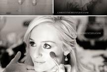 WEDDING. getting ready