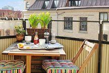 PRO30 Balkontafels / Inspriratie opdoen naar balkontafels