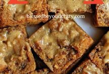 Tray Bake Recipes!