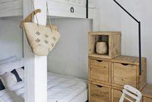 Mini appartamenti / Ottimizzare al massimo lo spazio in casa