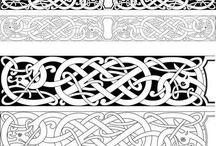Viking Mønstre