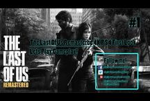 The Last of Us Remastered 4K First Look Lets Play