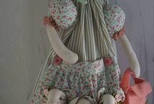 куклы - зверики