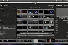 Processamento de fotos em formato RAW: Instale Darktable no Ubuntu