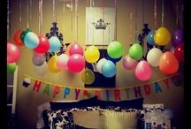 Up birthday / by Andrea Platz Morris