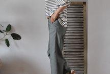 Fashion / 毎日のコーデに役立つ参考スタイルを集めています。