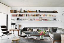 living room pinning room