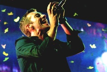 coldplay / by Sarah Murray