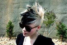 Haare Färben