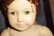 American Girl Doll Care & Love / To help me (and hopefully you!) keep my American Girl all nice and beautiful, I need help!  That's where these pins come in!  Hair styles, how to style them into the original hairstyles, how to take care of them, etc