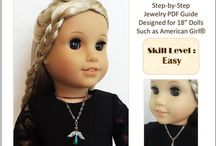 Bling Bling, Hello Fashion Jewelry for 18 Inch Dolls
