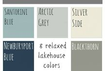 Dream Home {Color Palettes} / by Erin Cox
