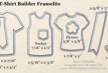 Framelits Die Measurements