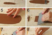 DIY Chocolate decoration