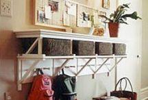 Mudroom furniture