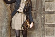 Fall & Winter Fashion / by Emily Ferguson