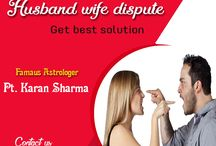 Husband wife dispute get best Solution.