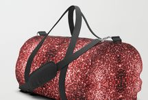 Duffle bags and travel accessories / Travel in style with uniquely designed duffel bags, luggage bag tags, luggage suitcases, passport holders, coffee travel mugs... for men and women.
