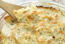 Aardappelovenschotel makkelijk