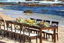 Cabo San Lucas dinner event