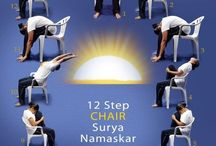 Chair Yoga / by Maly Low