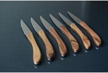 Laguiole En Aubrac / Hermosos cuchillos fabricados a mano en Francia. Disponibles con empuñadura de cuerno y maderas preciosas entre otras. Visite laguiole.es para ver más