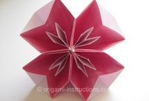 Origami / by Joelle Owl-Cat
