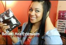 Double Drawn Clip in hair extensions Exclusive Review - YouTube