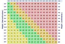 Body Mass Index (BMI) / Body Mass Index