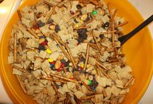 Chex mix / by Tina Anderson