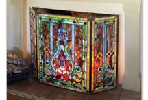 Stained Glass ideas / For the Home