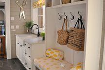 day room/utility area/garage conversion