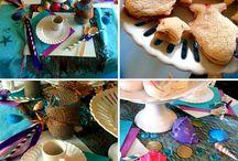 mermaid tea party / by Pam Williams