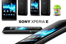 Sony Xperia E / Sony's affordable yet stylish Xperia E featuring a 3.2MP camera with 4x digital zoom, Sony's xLoud loudness enhancement and HD Voice technology, all powered by a speedy 1GHz processor and running Android 4.1 Jelly Bean.  For the best deals visit PhonesLTD.co.uk.