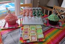 Cookies, Cupcakes & Brownies / by Stefanie Nowell Baker