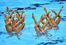 natation sycronisée